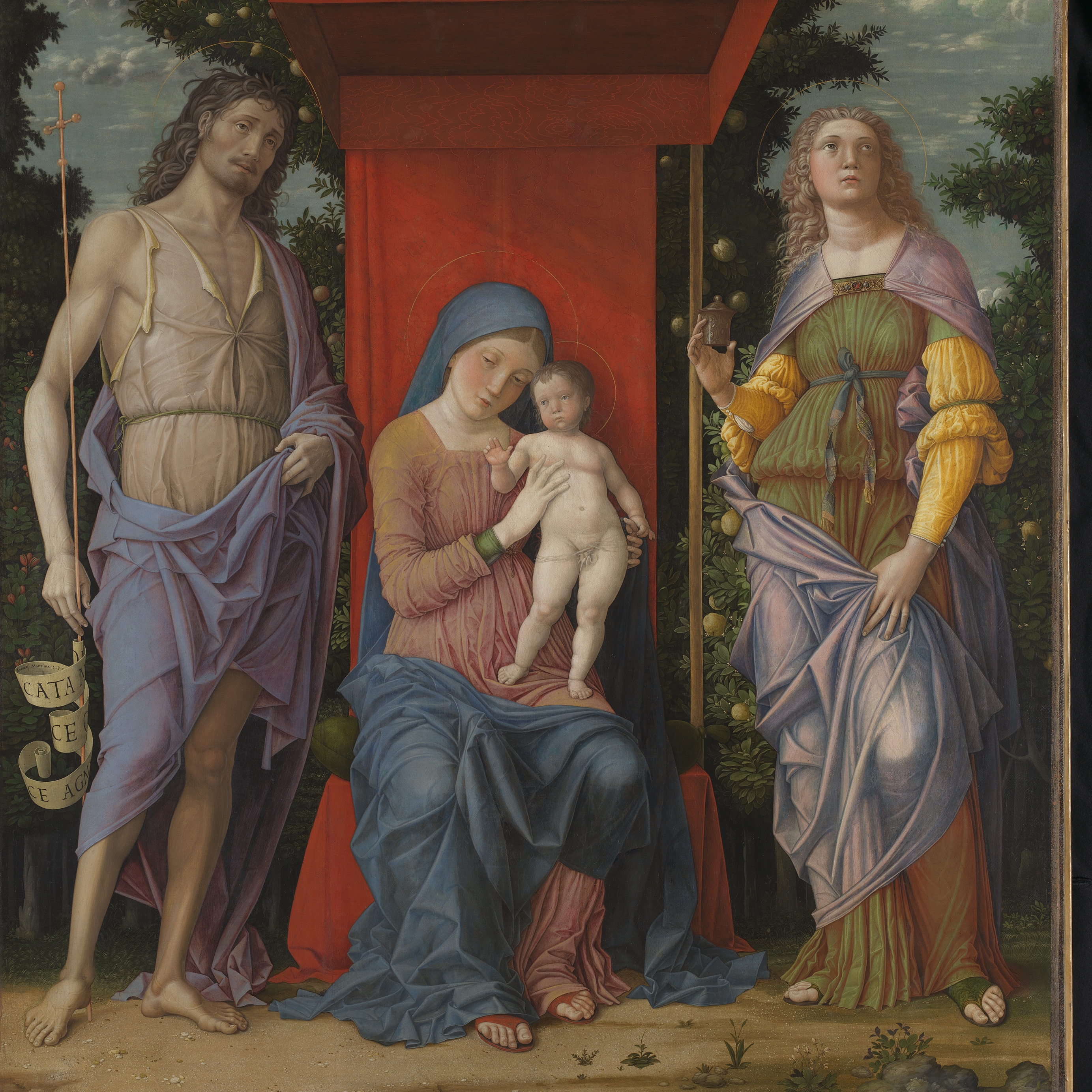 'Such a pleasant little sketch […] of this irritable artist': Julia Cartwright and the Reception of Andrea Mantegna in Late Nineteenth-Century Britain
