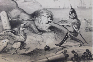 Off the Chart: The Crimean War in British Public Consciousness
