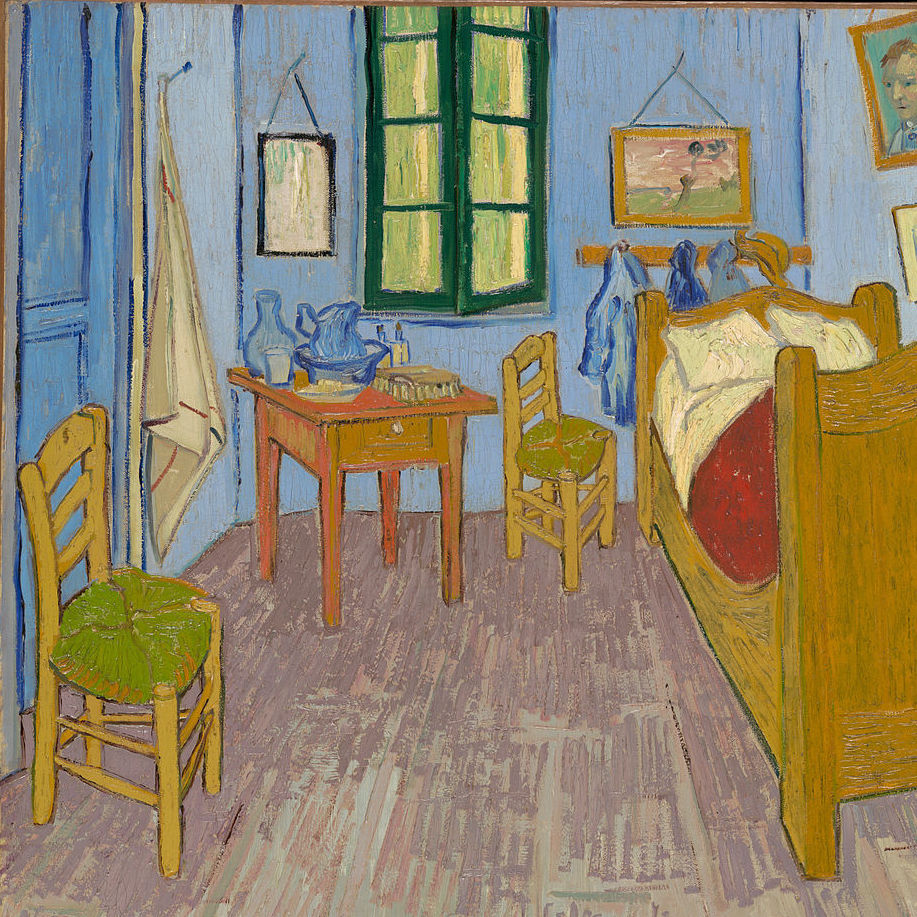 George Eliot and Van Gogh: Radiant Realism