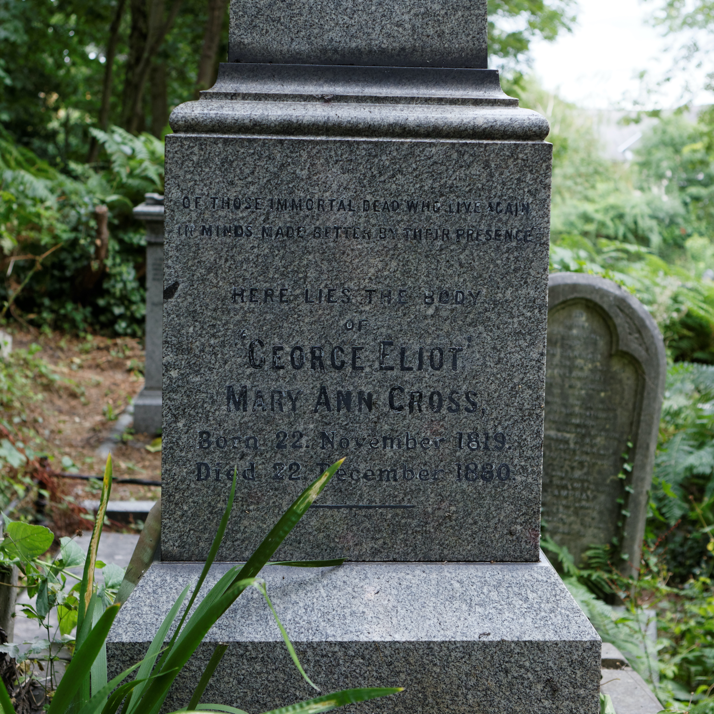 George Eliot's Precarious Afterlives