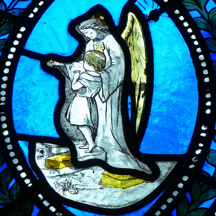 Amateur Stained Glass in English Churches, 1830-80