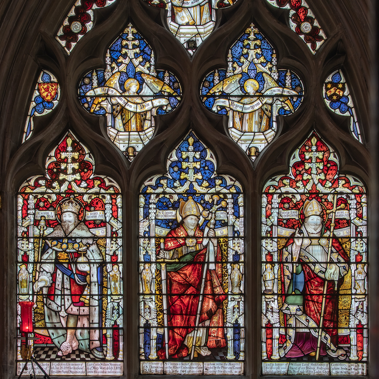 'Daylight upon magic': Stained Glass and the Victorian Monarchy