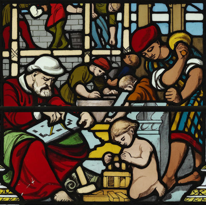 The Union of Science and Art: Stained Glass Windows for the South Kensington Museum