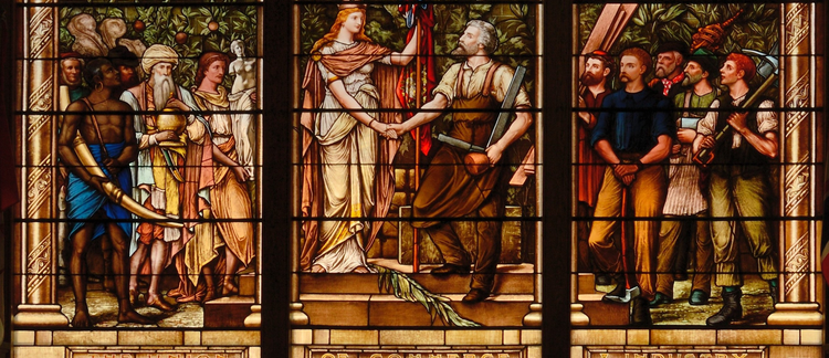 Issue 30 • 2020 • Reframing Stained Glass in the Nineteenth-Century British World: Culture, Aesthetics, Contexts